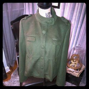 Ann Taylor Wool Blend jacket / blazer